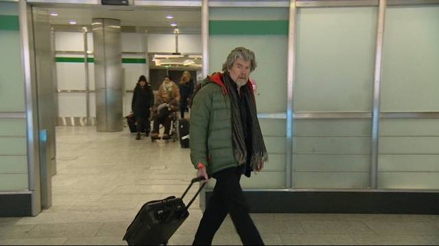 Reinhold Messner mag die Kälte