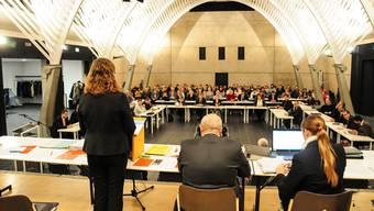 Der Einwohnerrat Wohlen hat im Oktober das Budget 2017 an den Gemeinderat zurückgewiesen gehabt. (Archiv)