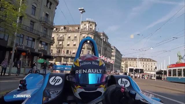Quartierbewohner nerven sich über Formel-E-Rennen