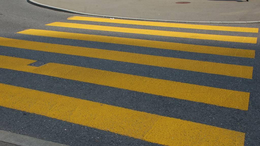 Bald neue Regeln am Zebrastreifen?