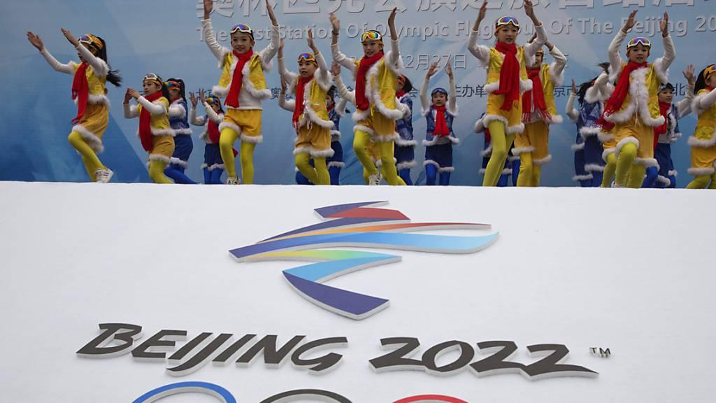 Auch in Peking keine ausländischen Zuschauer
