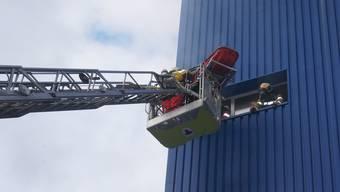 Hauptübungen: Feuerwehr Birmensdorf-Aesch