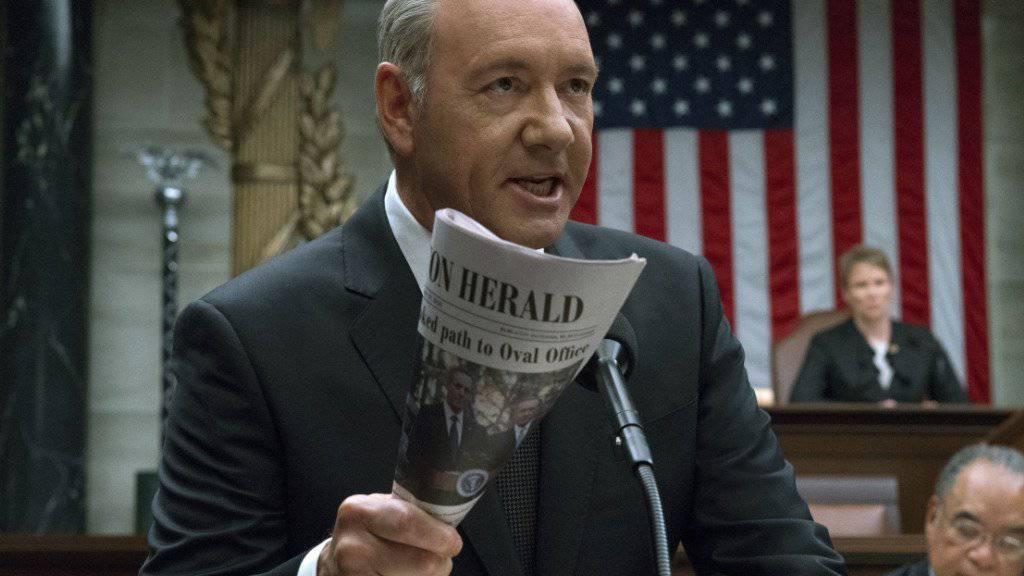 In einem angeblichen Missbrauchsskandal von US-Schauspieler Kevin Spacey werden keine juristischen Schritte eingeleitet. (Archivbild)