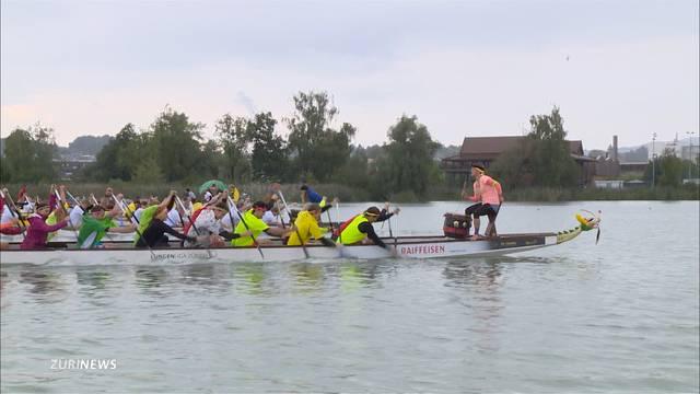 25. Drachenbootrennen in Rapperswil