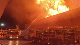Über Einsätze von öffentlichem Interesse berichtet die Feuerwehr Dietikon neu auch via Twitter.