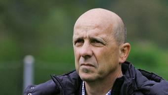 Fredy Strasser wird Berater beim FC Baden. az/archiv