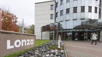 Die Produktionsstätten von Lonza sind auf dem Prüfstand (Archiv)
