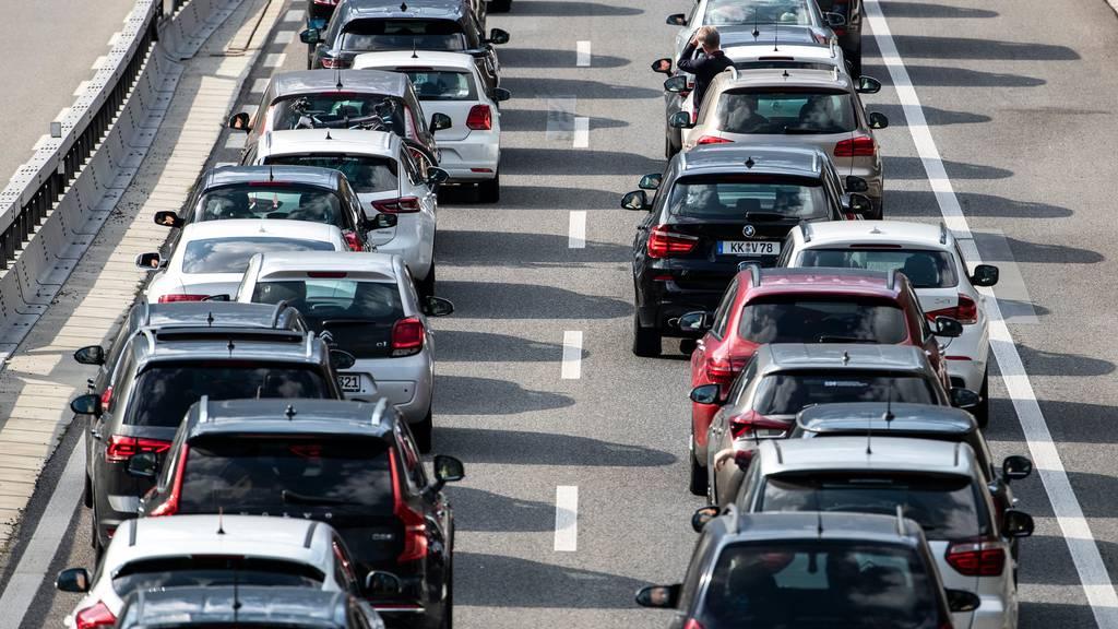 30'230 Stunden Stau: 2019 gab es wieder öfters verstopfte Strassen