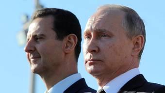 Russland muss Druck auf Syrien ausüben.