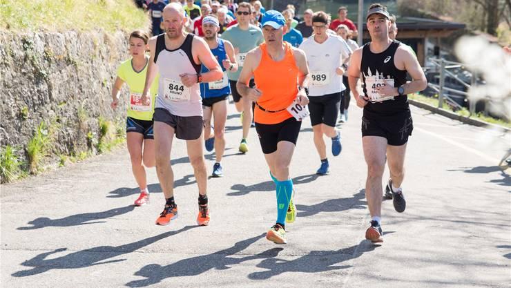 Rekord: 1988 Läufer meldeten sich für den Badener Limmatlauf an. Sind ihre Kontaktdaten sicher?