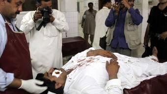 Über 50 Menschen wurden beim Angriff verletzt