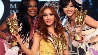 Mini aus Südkorea (Mitte) schlug Konkurrenz aus Japan (rechts) und den USA (links)