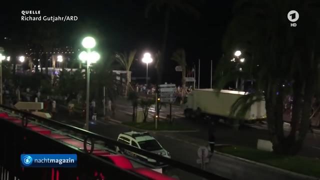 Anschlag in Nizza: Zusammenfassung der Fakten