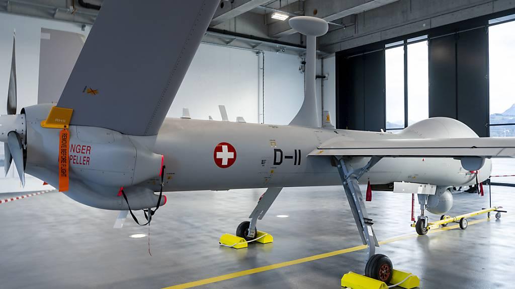 «Schweizer Drohne» bei Testflug in Israel abgestürzt