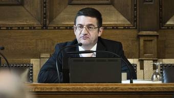 Streitet sich mit der Parteileitung: Grossrat Patrick Hafner