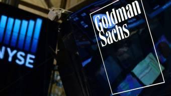 Goldman Sachs ist stark von den Entwicklungen an den Finanzmärkten abhängig. (Archivbild)