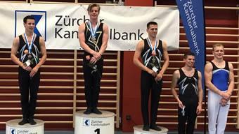 Kantonale Gerätemeisterschaften der Turnerinnen