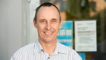Pascal Furer wurde als Grossratspräsident nominiert.