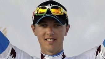 Ramunas Navardauskas neuer Giro-Leader.