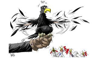 Der FCA-Adler ist zum Gespött der Konkurrenz verkommen