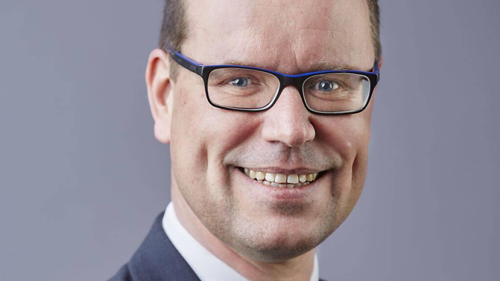 Gemeindepräsident Christian Marti tritt nicht zur Wiederwahl in Glarus an.