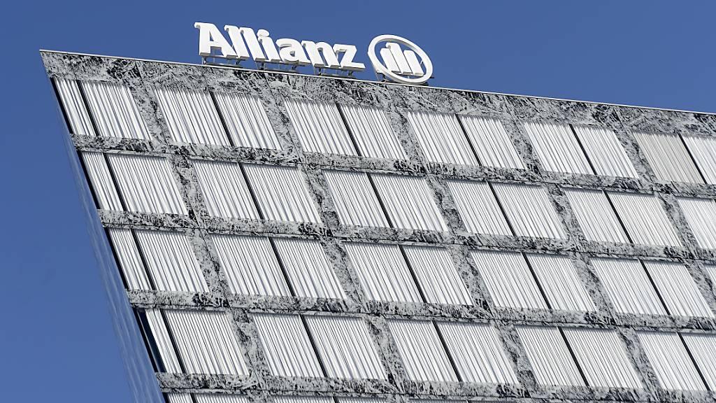 Allianz übertrifft Gewinnerwartungen - Corona kostet 1,3 Mrd Euro (Archiv)