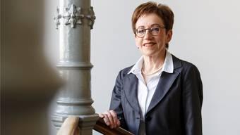 Wahrscheinlich verstehe eine Richterin die Sichtweise von Frauen besser, sagt Marianne Jeger, die erste Oberrichterin im Kanton Solothurn. Hanspeter Bärtschi