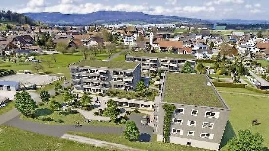 Die Gebr. Faes AG stieg aus Sunnepark aus.