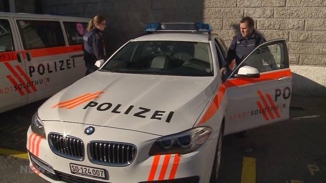 Stadt Solothurn will mehr Geld für Polizei