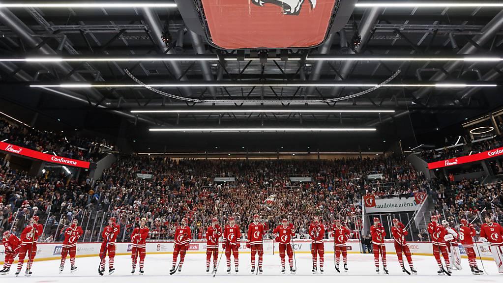 Finnische Verstärkung für den Lausanne HC: Max Wärn kommt als Ersatz für den verletzten Cory Emmerton.