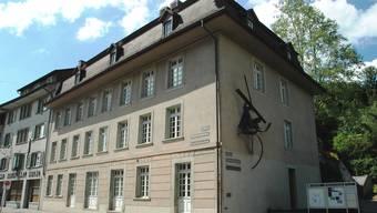 Das Zimmermannhaus in Brugg lädt zum Wortwechsel. Archiv