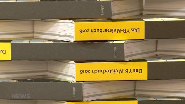 """YB-Buch: """"Chindschöpf"""" verfassten meisterlichen Mix"""
