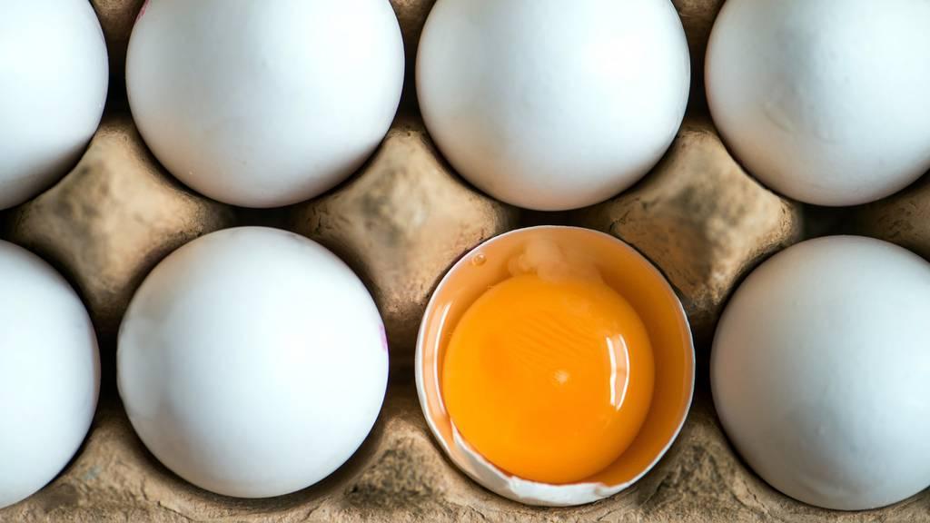«Ich glaube an Schweizer Eier»
