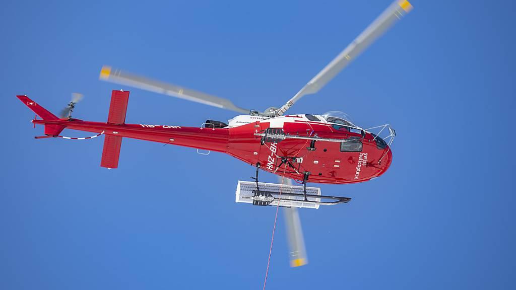 «Schwerer Vorfall»: Beinahe-Crash von Flugzeug und Rega-Helikopter