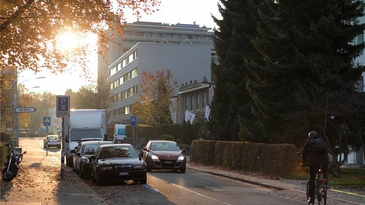 Gemeindestrassen sollen gemäss der neuen Städteinitiative ökologisch umgenutzt werden.