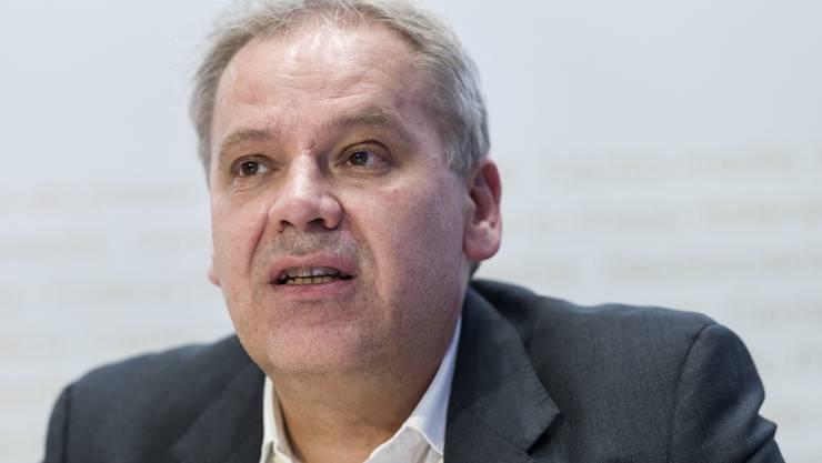 Patrick Mathys, Leiter Sektion Krisenbewältigung und internationale Zusammenarbeit, BAG.