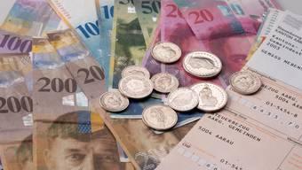 Der Regierungsrat anaylsiert die Steuervorlage 17 und steht im Gespräch mit den Aargauer Städten und Gemeinden.