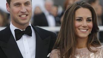 """William und Kate beim Wohltätigkeitsevent für """"Absolute Return for Kids"""" (ARK) in London"""