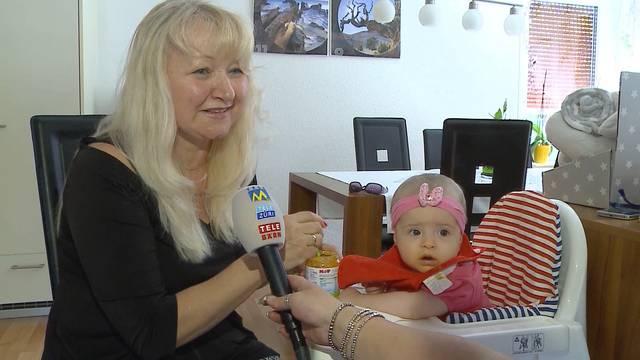 Hägendörferin bekommt mit 59 Jahren ein Baby