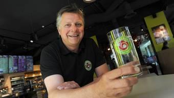 2011 eröffnete Eduard Hitzberger am Aeschenplatz sein viertes Restaurant.