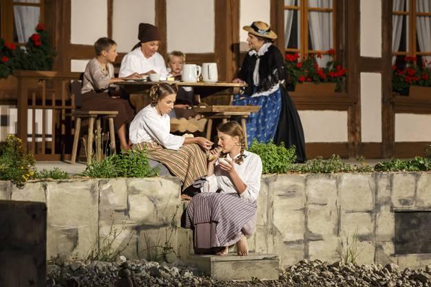 Gespielt wird in Lüterswil