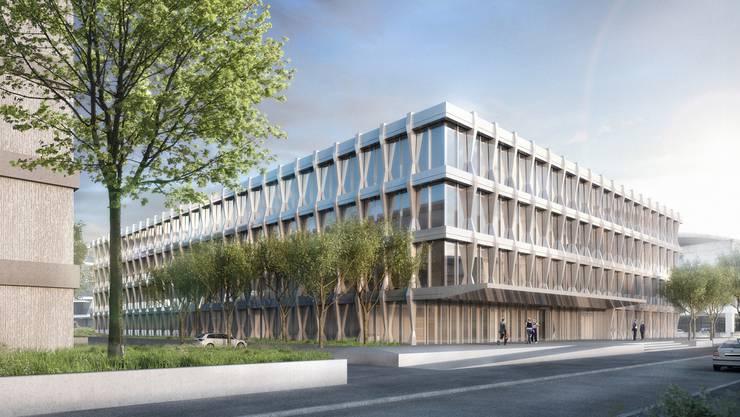 Ein gutes Beispiel für ein Einwendeverfahren: Jene gegen den Swissgrid-Neubau in Aarau konnte innert einer Woche geregelt werden.