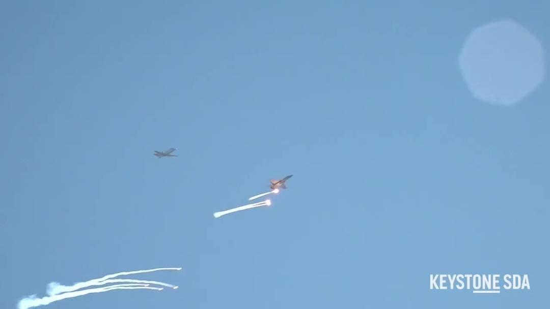 Ständerat debattiert über Geld für neue Kampfjets