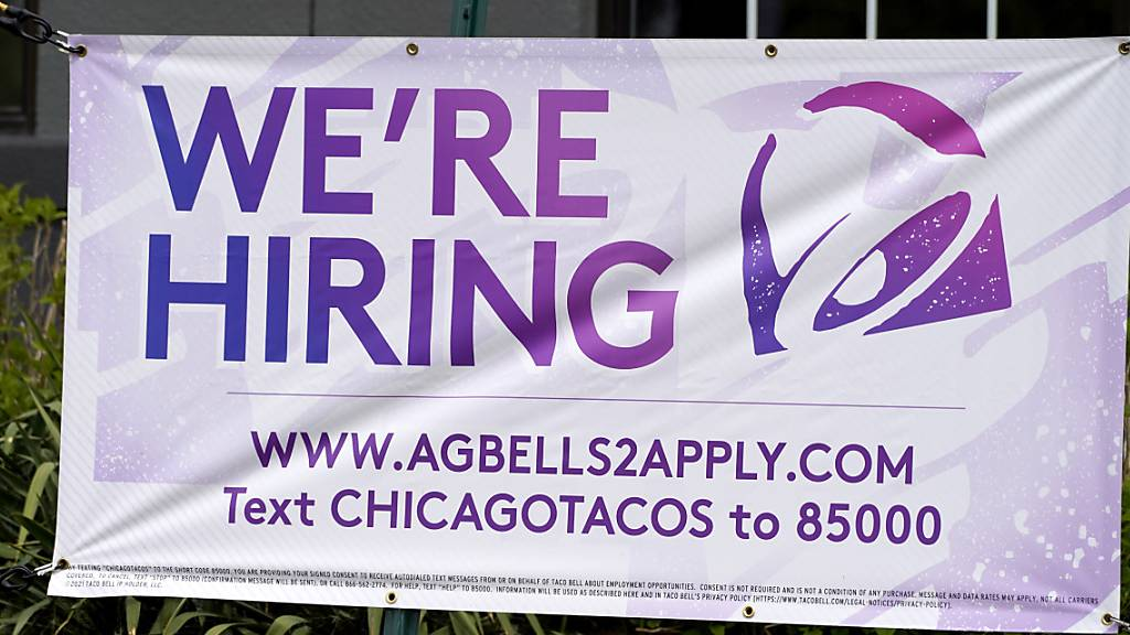 US-Beschäftigung steigt stärker als erwartet – 850'000 neue Jobs