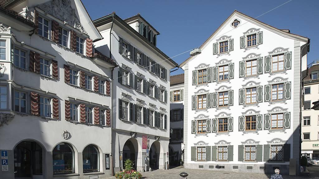 In der Appenzell Ausserrhoder Kantonshauptstadt Herisau.