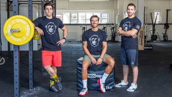 Atomic Monkey Crossfit