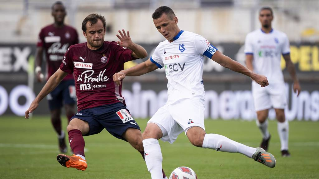 FCSG: Vorsicht vor dem Lausanne-Captain