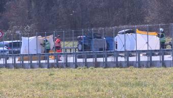 Geisterfahrt auf A6: 82-Jähriger Unfallfahrer verstirbt noch vor Ort