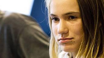 Muss sich weiter gedulden: Die 14-jährige Niederländerin Laura Dekker (Archiv)