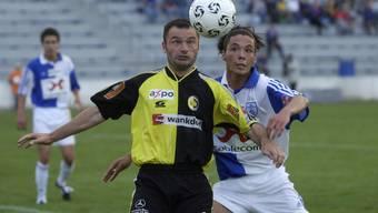 Uhrencup 2003 : GC - YB